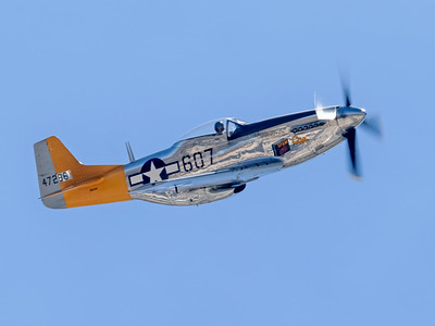 P-51 Spam Can/Dolly