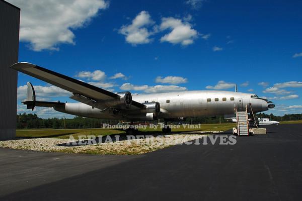 N8083H - 1958 Lockheed 1649A-98  Super Constellation