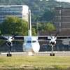 Fokker 50 - London City Airport