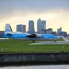 KLM - London City Airport