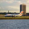 British Airways - London City Airport