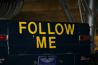 FOLLOW ME TRUCK. Lone Star Flight Museum