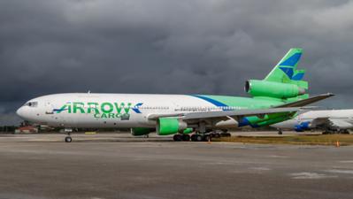 N524MD. McDonnell Douglas DC-10-30(F). Arrow Air. Opa Locka. 070212.