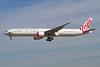 VH-VPH. Boeing 777-3ZG ER.  Virgin Australia. Los Angeles. 210912.