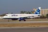 N568JB. Airbus A320-232. JetBlue Airways. Long Beach. 210911.