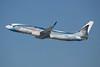 N559AS. Boeing 737-890. Alaska Airlines. Los Angeles. 130213.