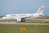 TS-IMQ. Airbus A319-112. Tunisair. Manchester. 200613.