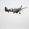 September 2004 - Labor Day Air Show - Middlesboro, KY - P-40N taking to the skys