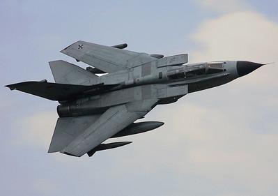 German Luftwaffe Tornados