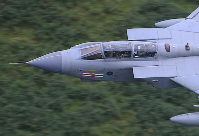 Low Level Flying in the UK