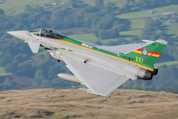 Low level in Wales 2012