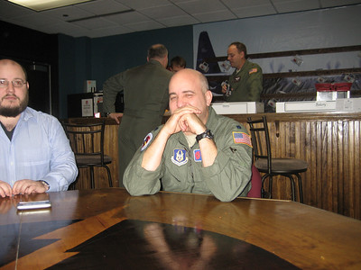 Lt Col Greg Lufkin Change of Command