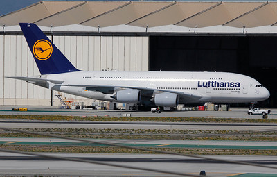 D-AIMM LUFTHANSA A380