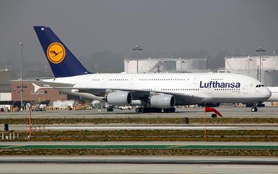 D-AIMG LUFTHANSA A380