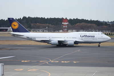 D-ABTB LUFTHANSA 747-400