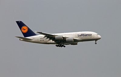 D-AIMB LUFTHANSA A380