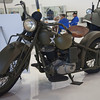 "1945 Indian ""Chief"" American Military Motorcycle"