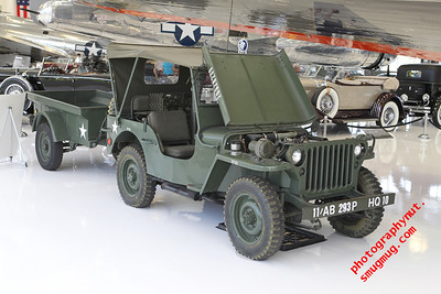 """""""1943 Ford GPW Military Jeep"""""""