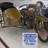 1921 Harley Davidson Motorcycle & Sidecar previously owned by Steve McQueen