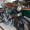 1931 Panther Motorcycle & Sidecar previously owed by Steve McQueen