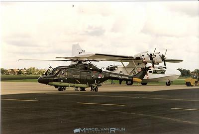 Westland sh 2 a Lynxs MLU and the cathalina