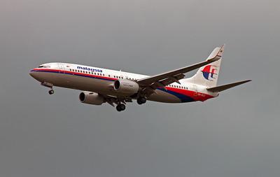 9M-MLD MALAYSIA B737-800