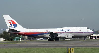 9M-MPF MALAYSIAN B747-400