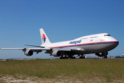 9M-MPB MALAYSIAN B747-400