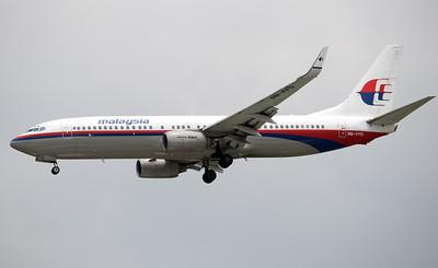 9M-FFD MALAYSIA B737-800
