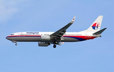 9M-MLF MALAYSIAN B737-800