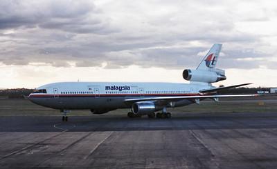 9M-MAS MALAYSIA DC-10-30
