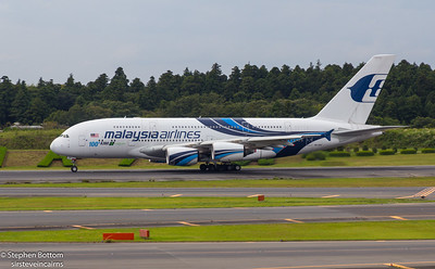9M-MNF MALAYSIA AIRLINES A380
