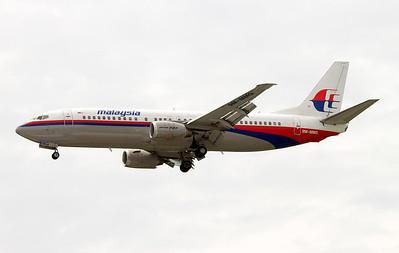 9M-MMG MALAYSIA B737-400