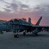 F/A-18 D model in Aggressor schem from VMFA-224 used for DACT
