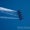 Blue Angels in Blue