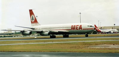 OD-AHE MIDDLE EAST AIRLINES B707-300
