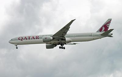A7-BAM QATAR B777-300