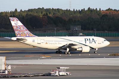 AP-BGP PAKISTAN AIRLINES A310