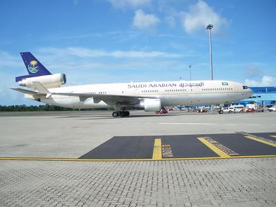 HZ-HM7 SAUDI ARABIAN ROYAL FLIGHT MD-11