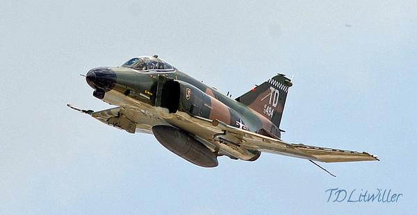 F-4E Phantom II  MacDill 2008
