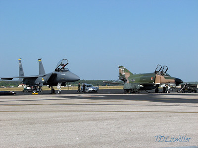 F15 and F4  MacDill 2008