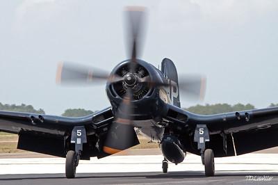 MacDill 2009   F-4U Corsair
