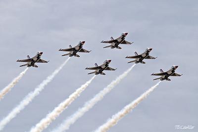 MacDill 2009  Thunderbirds