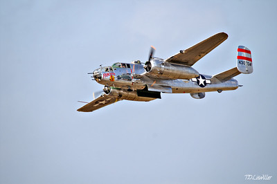 MacDill 2009   B-25J