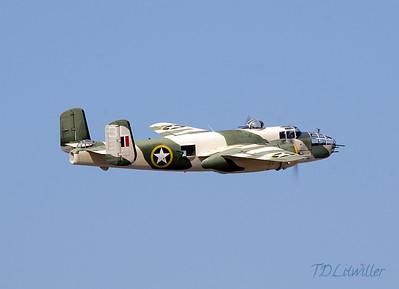MacDill 2010  B-25J  Killer Bee