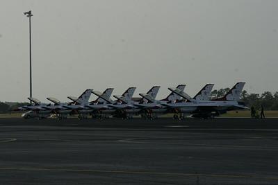 AirFest 2009 MacDill AFB Thunderbirds