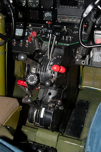 Throttle quadrant