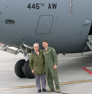The Beast and Joe's C-17