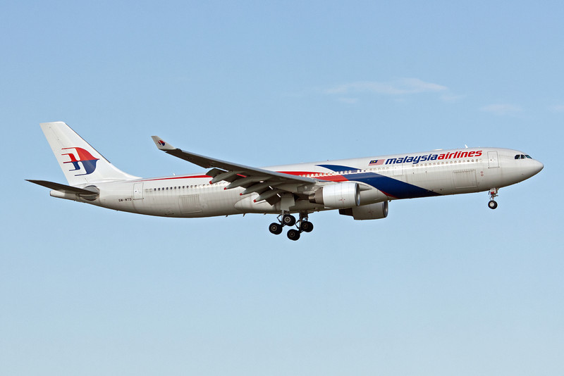 Malaysia Airlines Airbus A330-300 9M-MTD