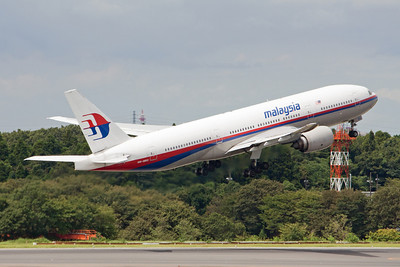 9M-MRD Malaysia Airlines Boeing 777-200